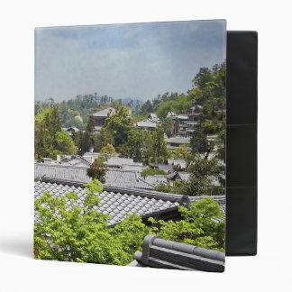 View Over Miyajima Village Binder