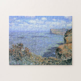 View Taken from Grainval Monet Fine Art Puzzle