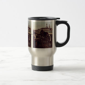 View The Fortifications Of Dresden In Dresden Moat 15 Oz Stainless Steel Travel Mug