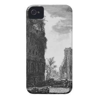 View the remains of the circumference of the oldes iPhone 4 cover