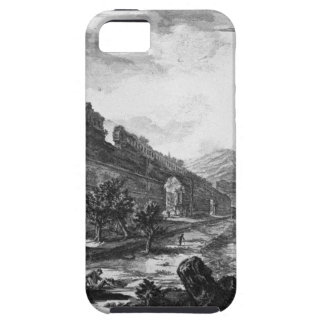 View the remains of the Praetorian Castro at Villa iPhone 5 Cover