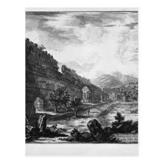 View the remains of the Praetorian Castro at Villa Postcard
