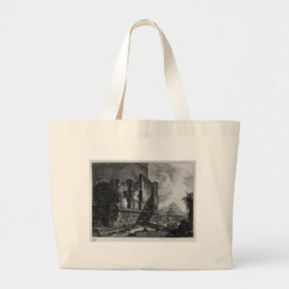 View the remains of the tomb of the Family Large Tote Bag