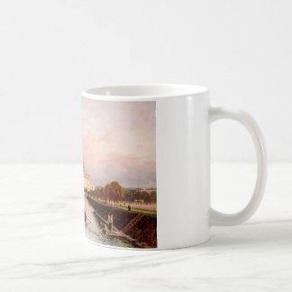 View to Michael's Castle in Petersburg from Lebiaz Coffee Mug