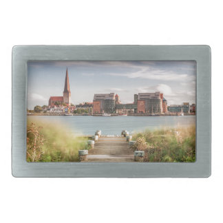 View to Rostock Belt Buckle