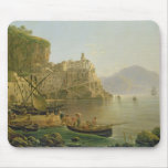 View Towards Atrani on the Amalfi, 1817 Mouse Pad