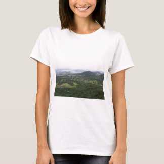 view towards k-bay from pali lookout T-Shirt