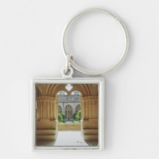 View towards the cloister from the Chapter Key Chain
