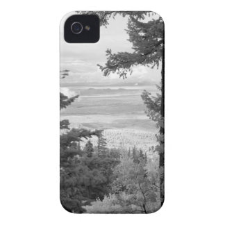 View west from crest of Sandia, Mountains, Case-Mate iPhone 4 Case