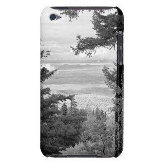 View west from crest of Sandia, Mountains, iPod Touch Case-Mate Case