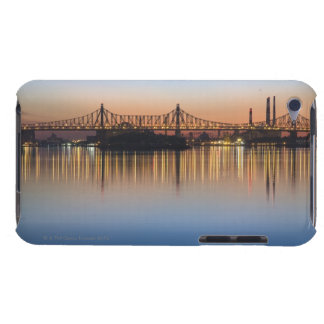 Viewed from Manhattan over the East River. iPod Touch Case