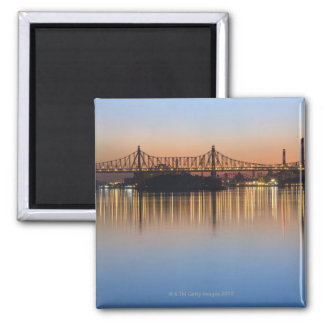 Viewed from Manhattan over the East River. Magnet
