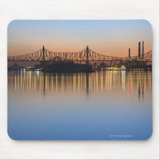 Viewed from Manhattan over the East River. Mouse Pad