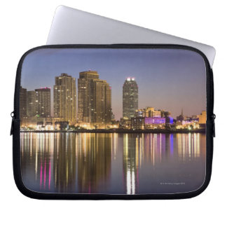 Viewed over The East River. Laptop Sleeve