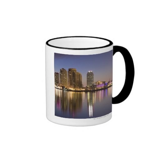 Viewed over The East River. Mugs