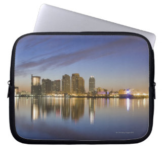 Viewed over The East River with The Ed Koch Laptop Computer Sleeve