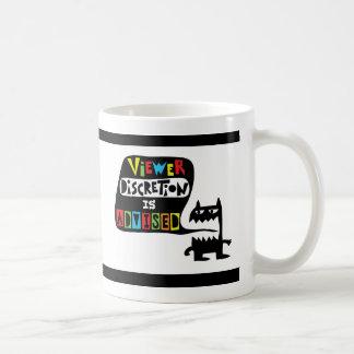 Viewer discretion is advised - mug