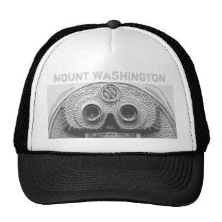 viewfinder, Mount Washington Trucker Hat