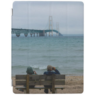 Viewing Mackinac Bridge iPad Smart Cover