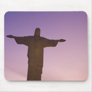 Viewpoint, Christ Statue at Corcovado, 704 Mouse Pad