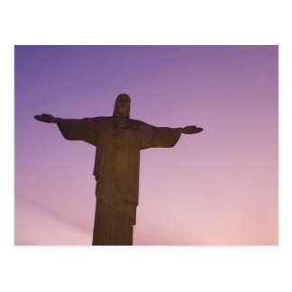 Viewpoint, Christ Statue at Corcovado, 704 Postcard