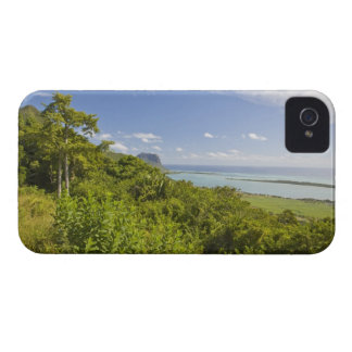 Viewpoint near Grand Riviere Noire, South iPhone 4 Case-Mate Cases