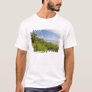 Viewpoint near Grand Riviere Noire, South T-Shirt