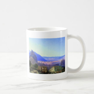 Viewpoint of teihurisu coffee mug