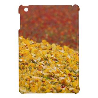 Views Autumn Autumnal Leaves iPad Mini Cover