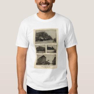 Views, Boise, Idaho Tee Shirt