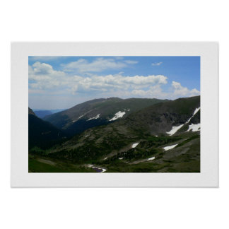 Views from Independence Pass Poster