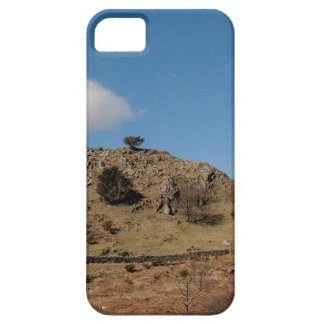 views from little langdale, lake district, cumbria iPhone 5 cases