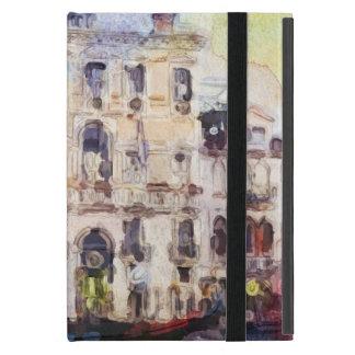 Views od Venice made in artistic watercolor Cover For iPad Mini