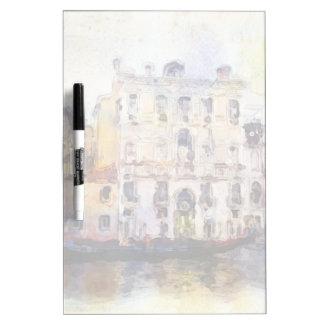 Views od Venice made in artistic watercolor Dry-Erase Board