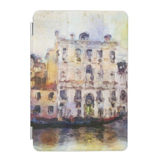 Views od Venice made in artistic watercolor iPad Mini Cover