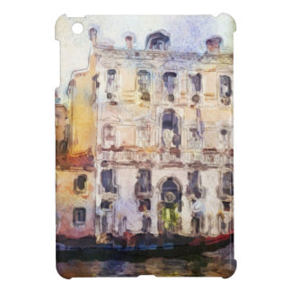 Views od Venice made in artistic watercolor iPad Mini Cases