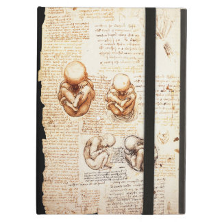 Views of a Fetus in the Womb,Ob-Gyn Medical iPad Air Covers