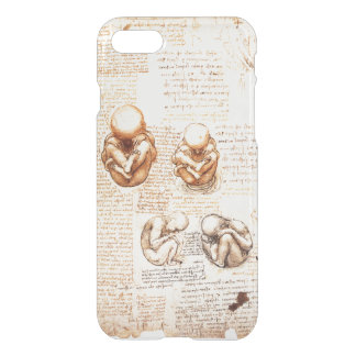Views of a Fetus in the Womb,Ob-Gyn Medical iPhone 8/7 Case