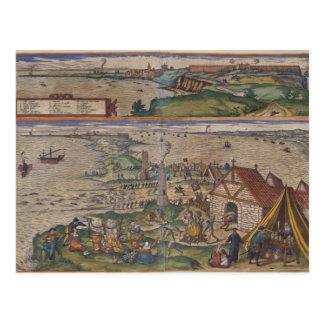 Views of Cadiz Postcard