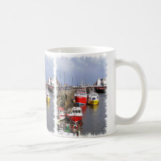 VIEWS OF ENGLAND COFFEE MUG