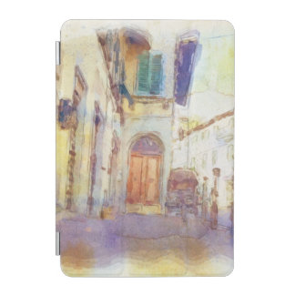 Views of Florence made in artistic watercolor iPad Mini Cover