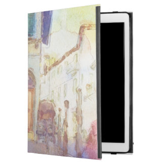 Views of Florence made in artistic watercolor iPad Pro Case