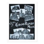 Views of Grand Rapids Michigan Vintage Post Cards