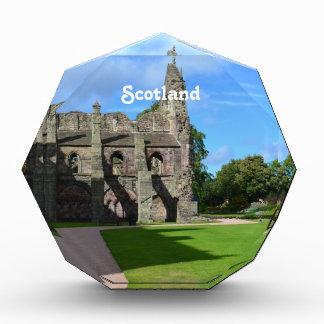 Views of Holyrood Abbey Acrylic Award