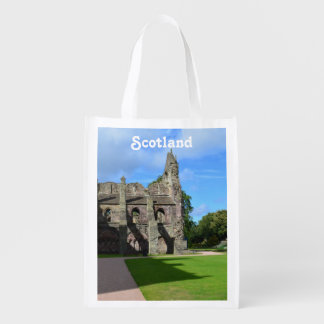 Views of Holyrood Abbey Grocery Bag