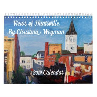 Views of Huntsville Calendar