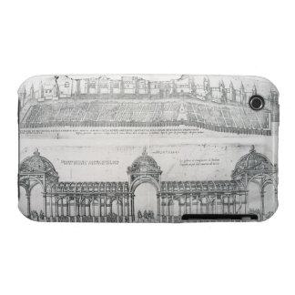 Views of Montargis, from 'Les Plus Belles Batiment iPhone 3 Case-Mate Case