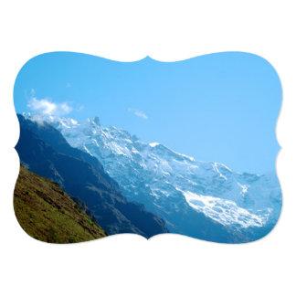 Views of Peru 5x7 Paper Invitation Card