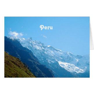 Views of Peru Cards