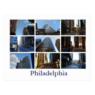 Views of Philadephia Postcard